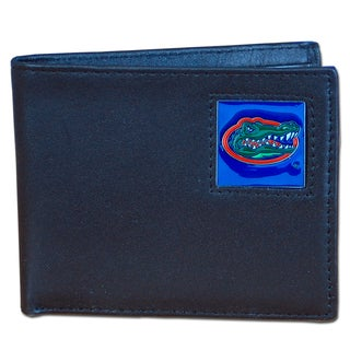NCAA Florida Gators Executive Leather Bi-fold Wallet