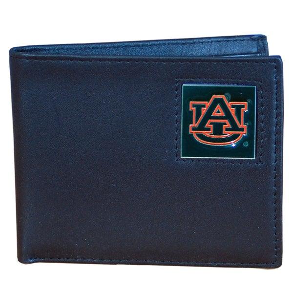 NCAA Auburn Tigers Executive Leather Bi-fold Wallet