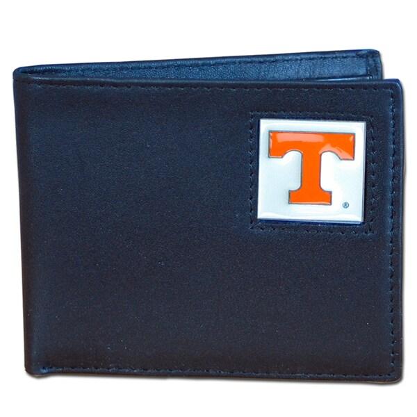NCAA Tennessee Volunteers Leather Bi-fold Wallet