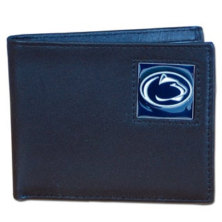 NCAA Penn State Nittany Lions Leather Bi-fold Wallet
