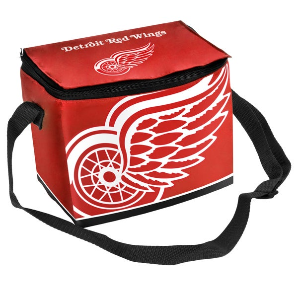 NHL Detroit Red Wings Full Zip Lunch Cooler