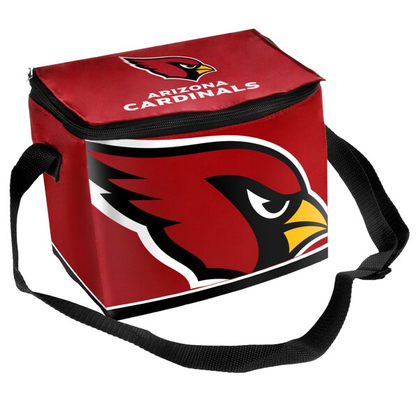 Forever Collectibles NFL Arizona Cardinals Full Zip Lunch Cooler