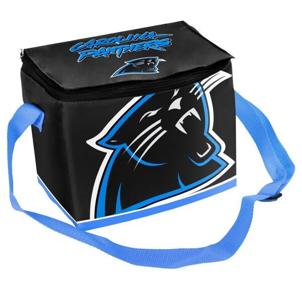 NFL Carolina Panthers Full Zip Lunch Cooler