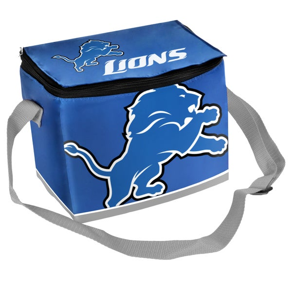 NFL Detroit Lions Full Zip Lunch Cooler