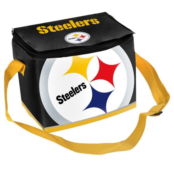 NFL Pittsburgh Steelers Full Zip Lunch Cooler
