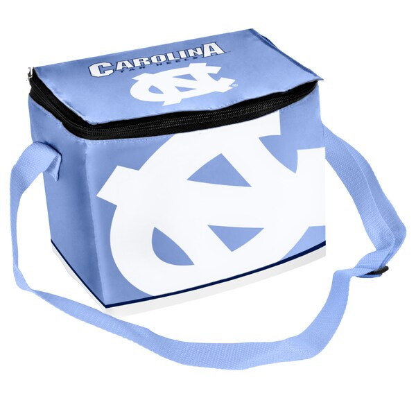 Forever Collectibles NCAA North Carolina Tar Heels Full Zip Lunch Cooler