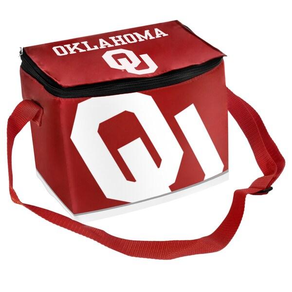 NCAA Oklahoma Sooners Full Zip Lunch Cooler