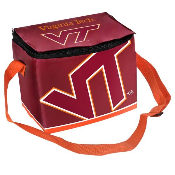 NCAA Virginia Tech Hokies Full Zip Lunch Cooler
