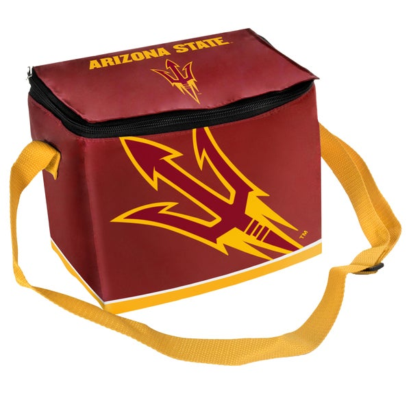 NCAA Arizona State Sun Devils Full Zip Lunch Cooler