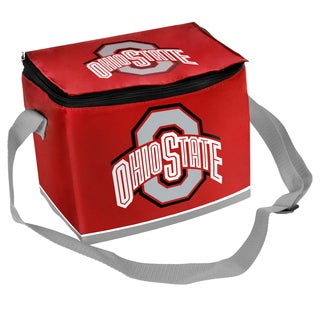 NCAA Ohio State Buckeyes Full Zip Lunch Cooler