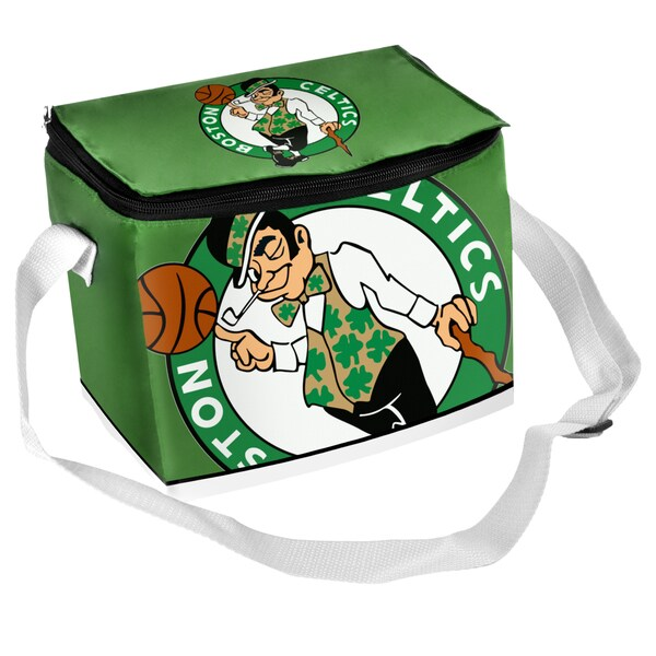 Forever Collectibles NBA Boston Celtics Full Zip Lunch Cooler
