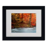 Philippe Sainte-Laudy 'Sometimes' Framed Matted Art