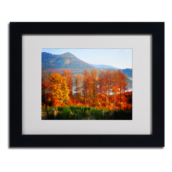 Philippe Sainte-Laudy 'Swing' Framed Matted Art