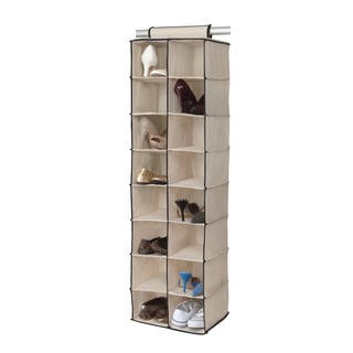 16-compartment Hanging Shoe Organizer https://ak1.ostkcdn.com/images/products/8553773/16-compartment-Hanging-Shoe-Organizer-P15831436.jpg?impolicy=medium