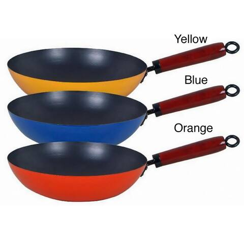Oster 12-inch Carbon Steele Non Stick Wok