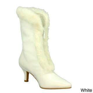 Women's 'Alpine' Fur Trim Boots
