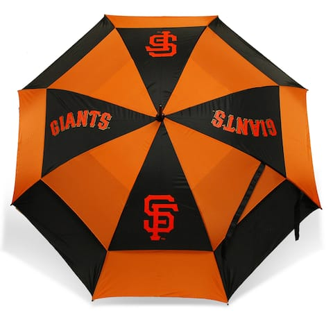 MLB San Francisco Giants 62-inch Double Canopy Golf Umbrella