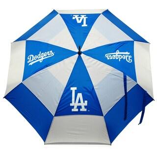 MLB Los Angeles Dodgers 62-inch Double Canopy Golf Umbrella|https://ak1.ostkcdn.com/images/products/8554213/P15831845.jpg?_ostk_perf_=percv&impolicy=medium