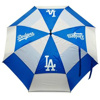 MLB Los Angeles Dodgers 62-inch Double Canopy Golf Umbrella|https://ak1.ostkcdn.com/images/products/8554213/P15831845.jpg?impolicy=medium