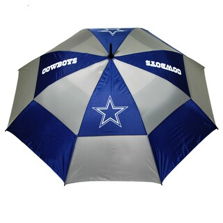 NFL Dallas Cowboys 62-inch Double Canopy Golf Umbrella