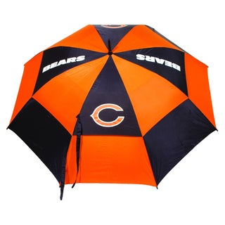 NFL Chicago Bears 62-inch Double Canopy Golf Umbrella
