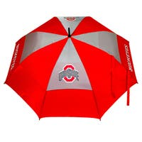 NCAA Ohio State Buckeyes 62-inch Double Canopy Golf Umbrella