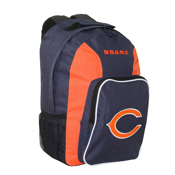 NFL Chicago Bears Team Logo Backpack