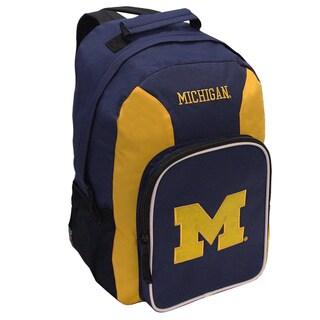 Shop Ncaa Michigan Wolverines Team Logo Backpack Free