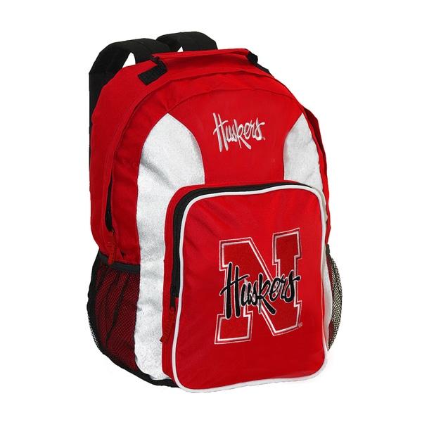 NCAA Nebraska Cornhuskers Team Logo Backpack