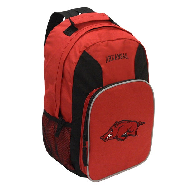 NCAA Arkansas Razorbacks Team Logo Backpack