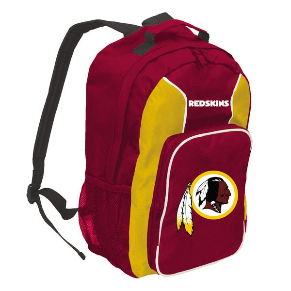 NFL Washington Redskins Team Logo Backpack