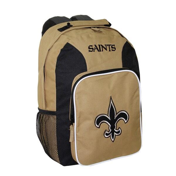 NFL New Orleans Saints Team Logo Backpack