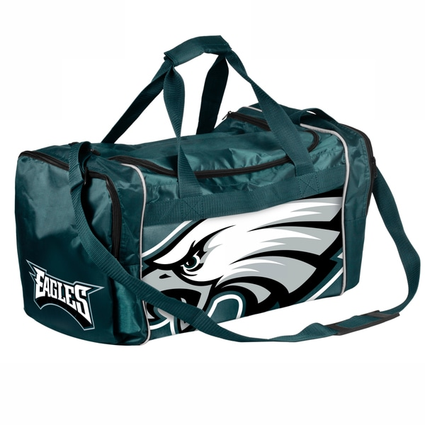 Women's Philadelphia Eagles Deluxe Handbag Purse