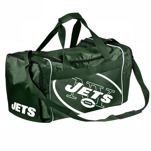 NFL New York Jets 21-inch Core Duffle Bag