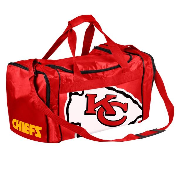 NFL Kansas City Chiefs 21-inch Core Duffle Bag