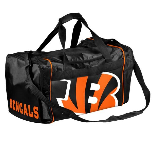 NFL Cincinnati Bengals 21-inch Core Duffle Bag