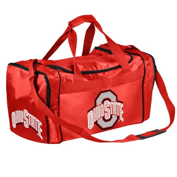 NCAA Ohio State Buckeyes 21-inch Core Duffle Bag