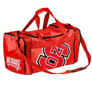 Forever Collectibles NCAA North Carolina State Wolfpack 21-inch Duffle Bag