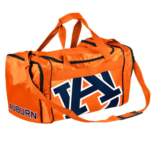 NCAA Auburn Tigers 21-inch Core Duffle Bag