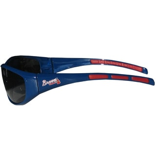 MLB Atlanta Braves Wrap Sunglasses