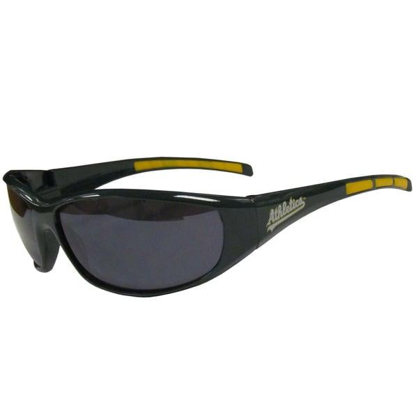 MLB Oakland Athletics Wrap Sunglasses