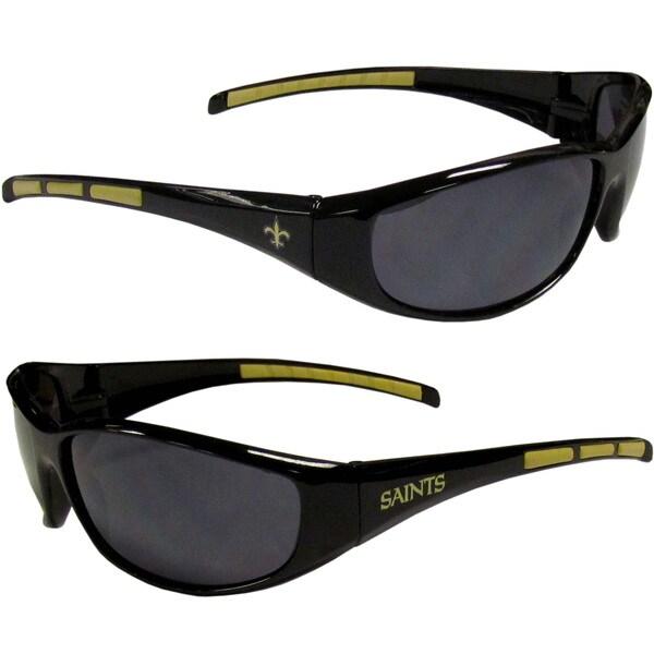 NFL New Orleans Saints Wrap Sunglasses