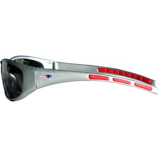 NFL New England Patriots Wrap Sunglasses