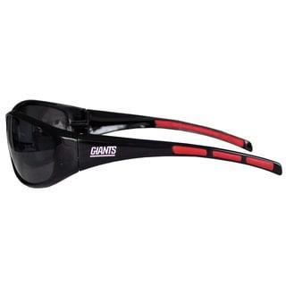 NFL New York Giants Wrap Sunglasses