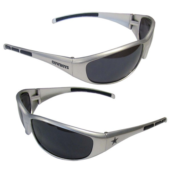 NFL Dallas Cowboys Wrap Sunglasses