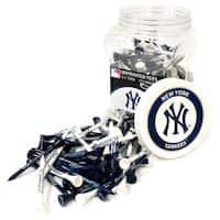 MLB New York Yankees 175 Golf Tee Jar