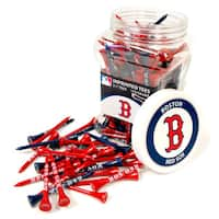 MLB Boston Red Sox 175 Golf Tee Jar