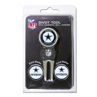 NFL Dallas Cowboys Golf Divot Tool Pack