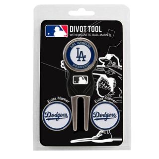 MLB Los Angeles Dodgers Golf Divot Tool Pack