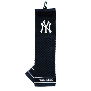 MLB New York Yankees Embroidered Golf Towel